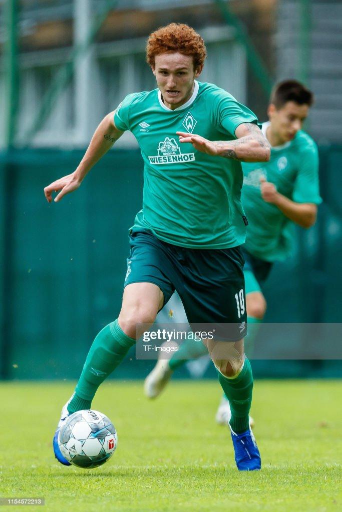 SV Werder Bremen v Karlsruher SC - Friendly Match : News Photo