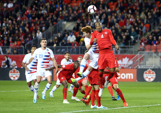 CAN: United States v Canada - CONCACAF Nations League