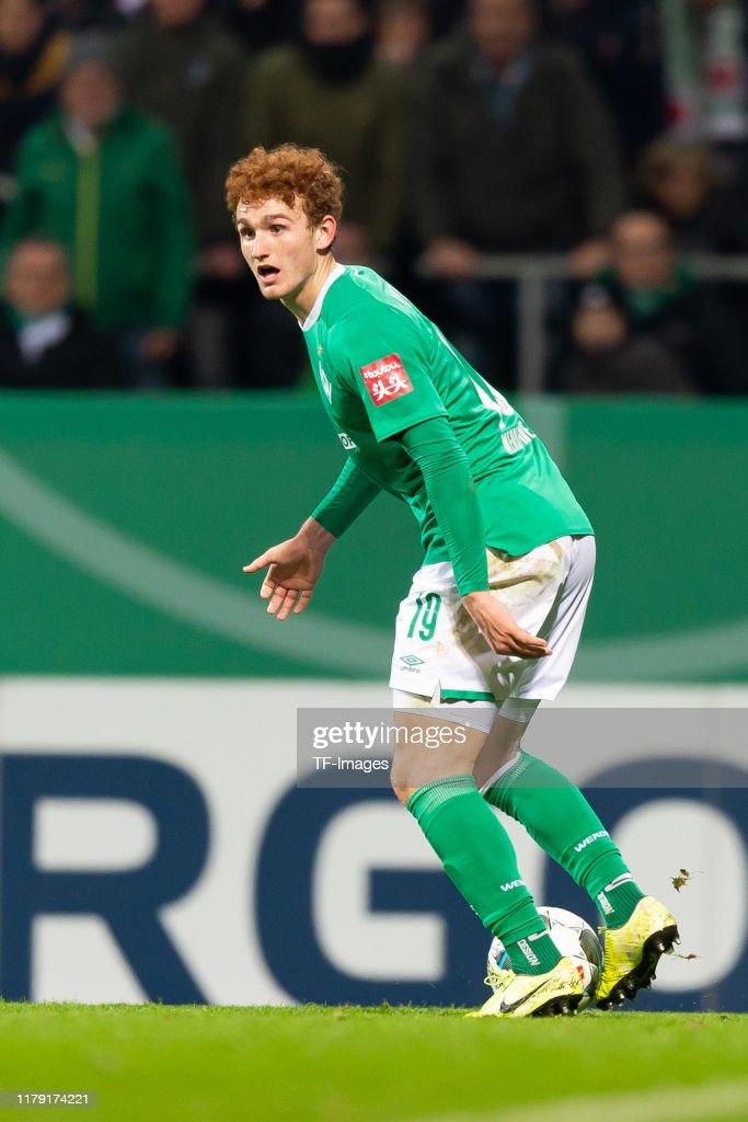 Werder Bremen v 1. FC Heidenheim 1846 - DFB Cup : News Photo