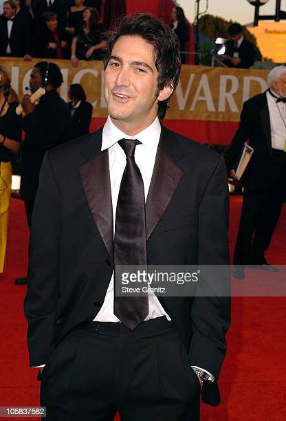 Josh Schwartz during The 30th Annual People's Choice Awards Arrivals at Pasadena Civic Auditorium in Pasadena California United States