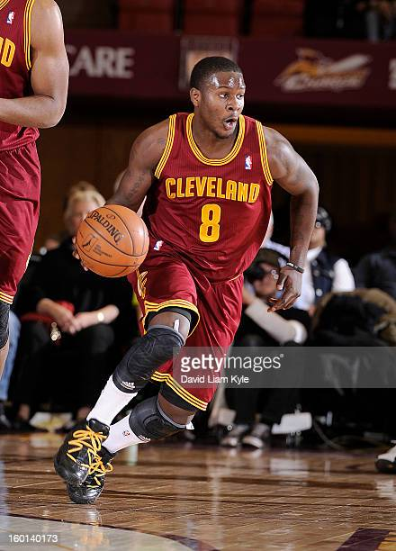 Josh Selby of the Canton Charge drives to the hoop against the Iowa Energy at the Canton Memorial Civic Center on January 26 2013 in Canton Ohio NOTE...