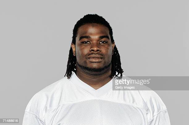 Josh Shaw of the Miami Dolphins poses for his 2006 NFL headshot at photo day in Miami Florida