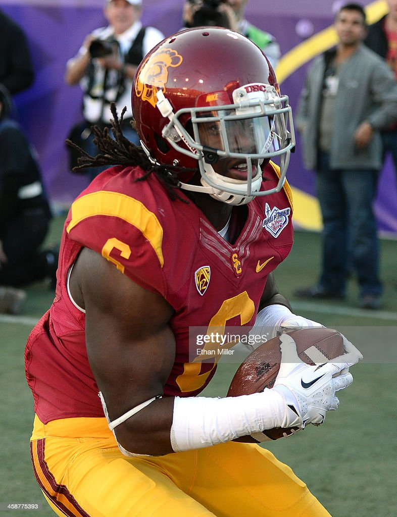 Royal Purple Las Vegas Bowl - Fresno State v USC : News Photo