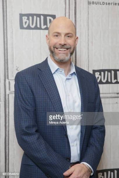 CEO Josh Silver speaks during Yahoo Finance Breakout Breakfast at Build Studio on March 13 2018 in New York City