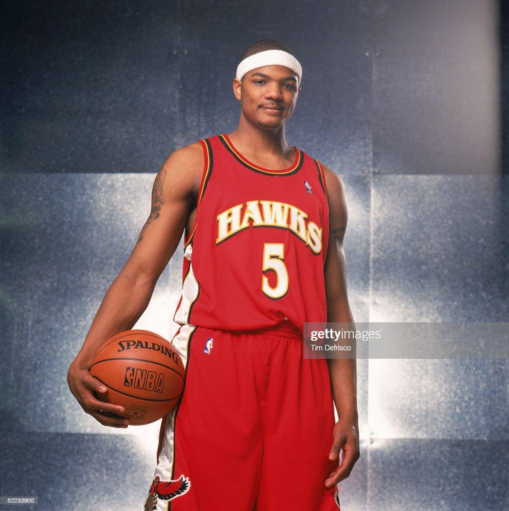 2005 NBA All-Star Saturday Night Portraits : News Photo
