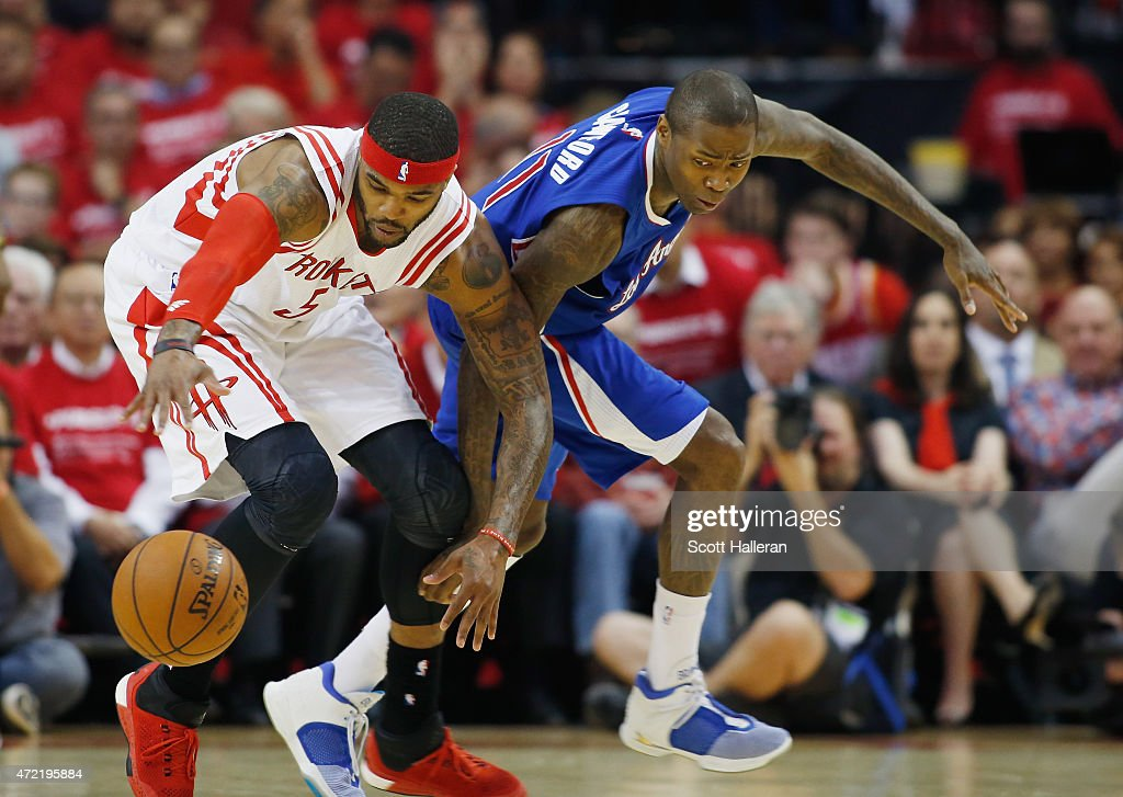 Los Angeles Clippers v Houston Rockets - Game One