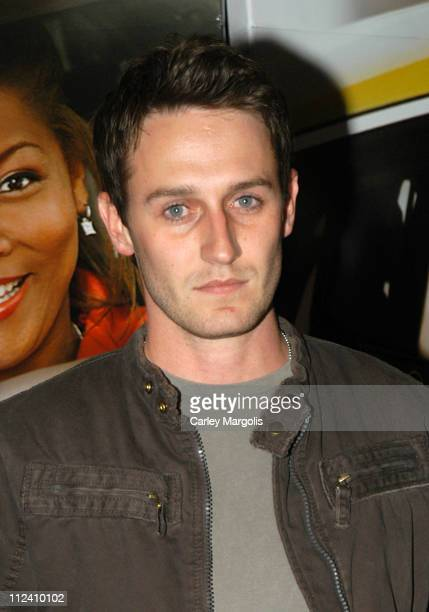 Josh Stewart of Third Watch during Taxi New York Premiere at Jacob K Javits Center in New York City New York United States