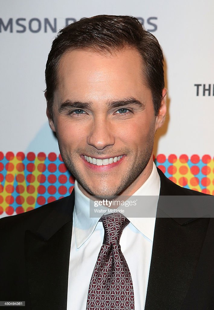 Josh Strickland attends The New 42nd Street 2013 New Victory Arts Awards Gala dinner at The New Victory Theater on November 18, 2013 in New York City.