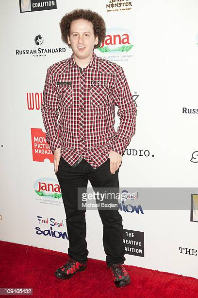 Josh Sussman at The Studio At HAVEN360 Day 2 on February 26 2011 in West Hollywood California