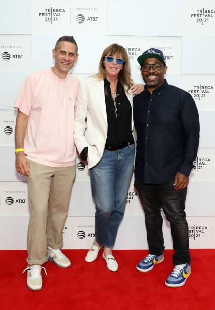 "NY: ""Ricky Powell: The Individualist"" Premiere - 2021 Tribeca Festival"