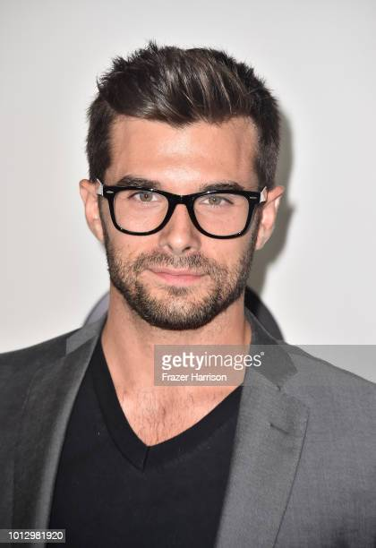 Josh Swickard attends the Disney ABC Television TCA Summer Press Tour at The Beverly Hilton Hotel on August 7 2018 in Beverly Hills California