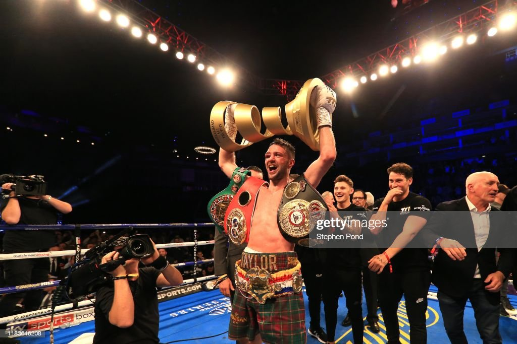 Regis Prograis v Josh Taylor - World Boxing Super Series Super-Lightweight Ali Trophy Final : News Photo