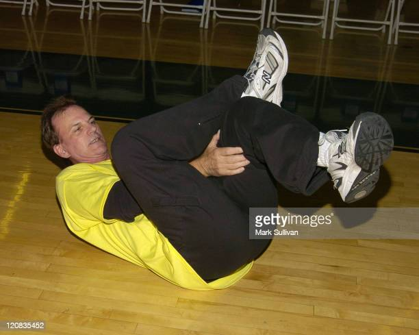 Josh Taylor during 14th Annual Days of Our Lives Celebrity Basketball Tournament Benefiting Pasadena Ronald McDonald House at Blair High School in...