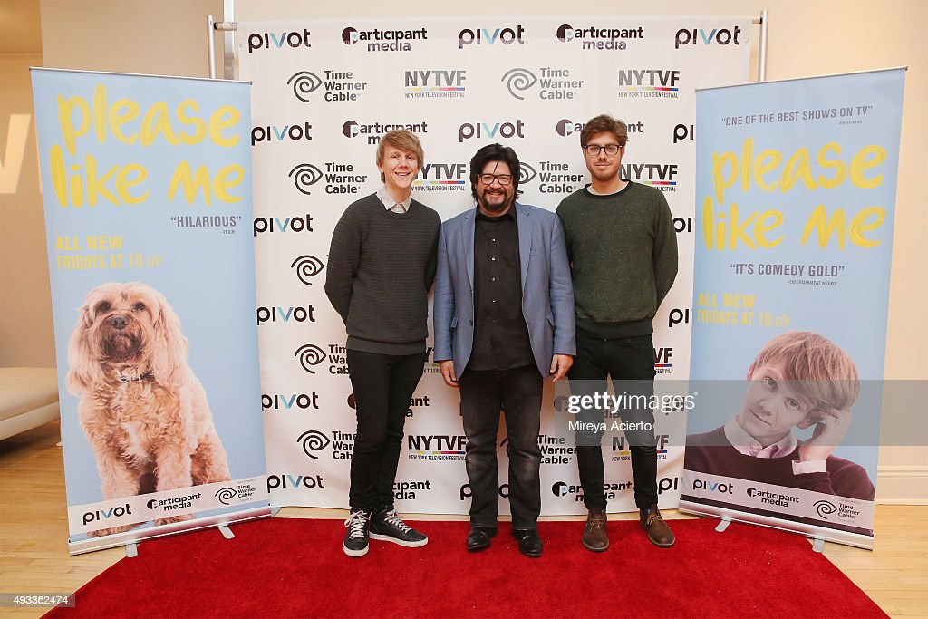 """11th Annual New York Television Festival - Artist Welcome & """"Please Like Me"""" Screening"""