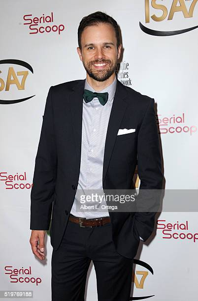 Josh Thrower at the 7th Annual Indie Series Awards held at El Portal Theatre on April 6 2016 in North Hollywood California