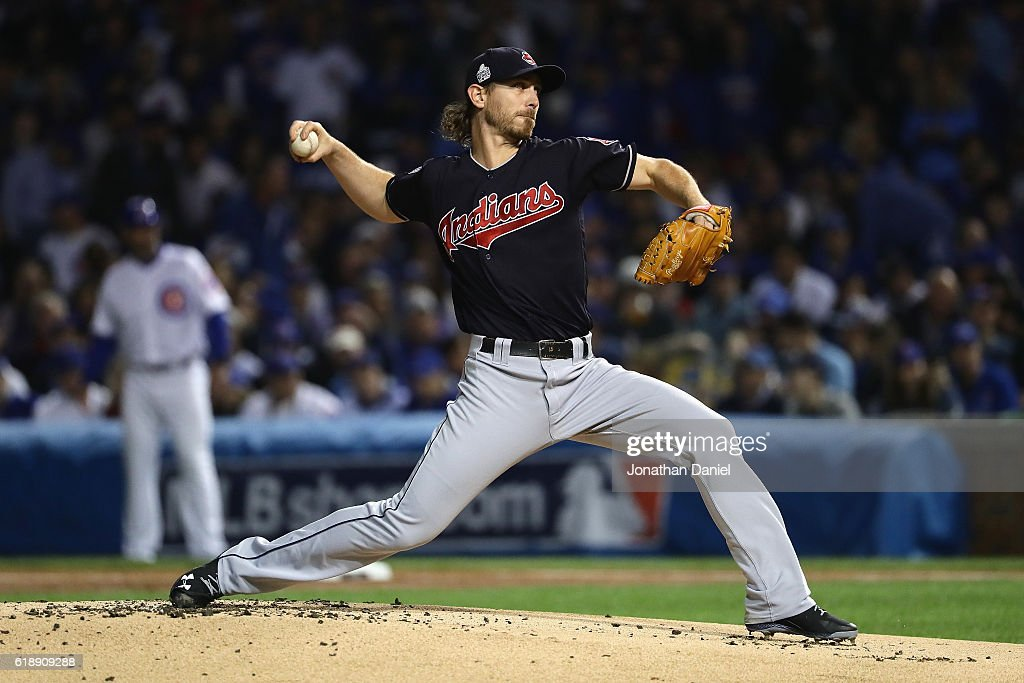 World Series - Cleveland Indians v Chicago Cubs - Game Three