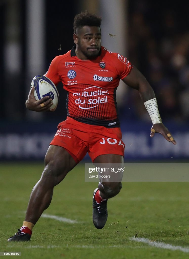 Bath Rugby v RC Toulon -  Champions Cup : News Photo