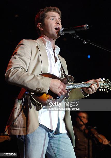 Josh Turner during 40th Annual Academy of Country Music Awards 2nd Annual New Artists' Show Show at Mandalay Bay Resort and Casino Ballroom in Las...