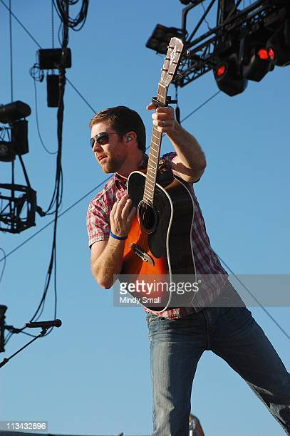 Josh Turner performs on day 2 of 2011 Stagecoach California's Country Music Festival at The Empire Polo Club on May 1 2011 in Indio California