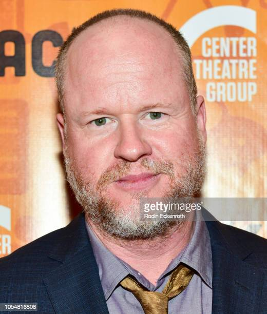 Josh Whedon attends Center Theatre Group's Kirk Douglas Theatre Hosts Opening Night Performance of Quack at Kirk Douglas Theatre on October 28 2018...