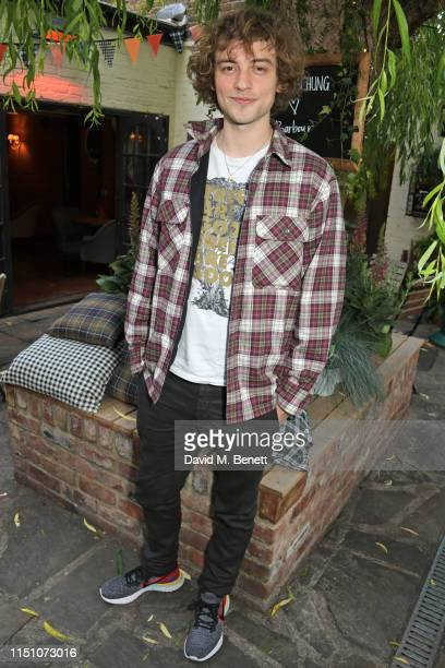 Josh Whitehouse attends the VIP London launch of the Barbour by ALEXACHUNG collection at The Albion on June 20 2019 in London England