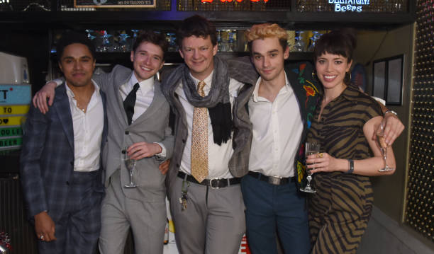"GBR: ""Touching The Void"" - Press Night – After Party"