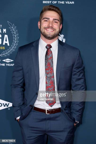 Josh Williamson attends the 2017 Team USA Awards on November 29 2017 in Westwood California