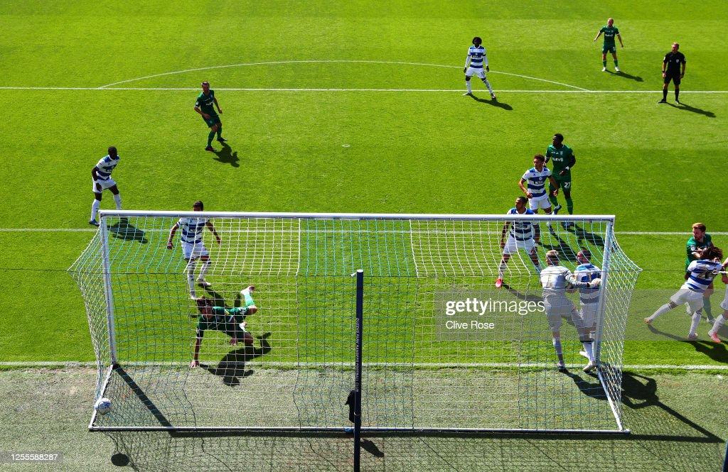 Queens Park Rangers v Sheffield Wednesday - Sky Bet Championship : News Photo