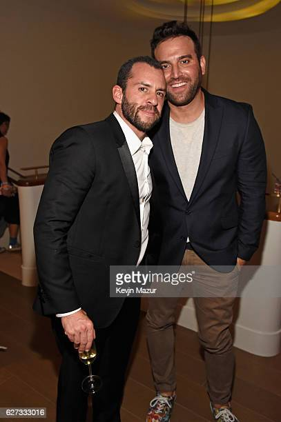 Josh Wood attends as Bulgari supports Madonna's evening of music art mischief and performance to benefit Raising Malawi with an after party at Faena...