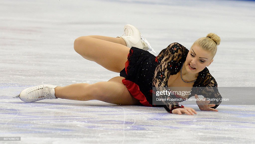European Figure Skating Championships 2016  - Day 3 : News Photo