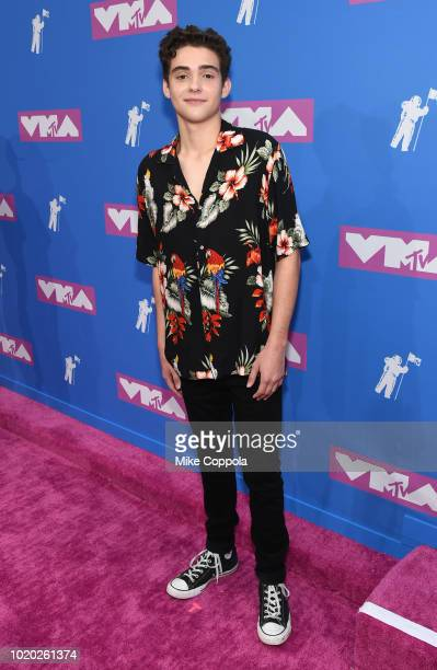 Joshua Bassett attends the 2018 MTV Video Music Awards at Radio City Music Hall on August 20 2018 in New York City
