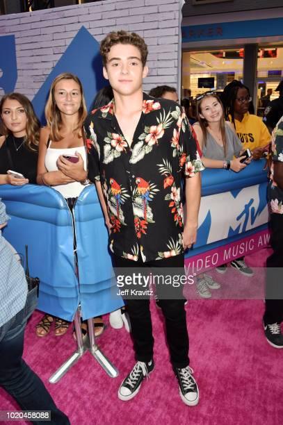 Joshua Bassett attends the 2018 MTV Video Music Awards at Radio City Music Hall on August 20, 2018 in New York City.