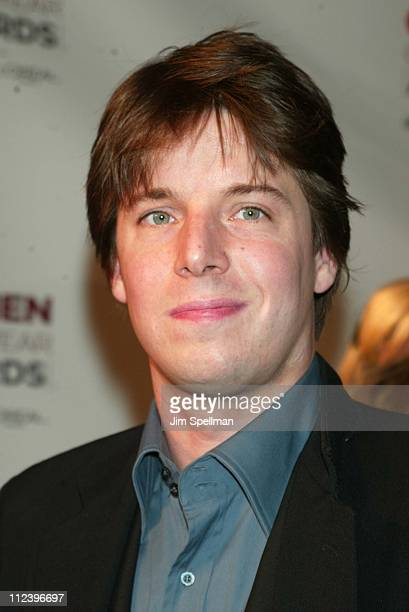Joshua Bell during 2002 GQ Men of the Year Awards Arrivals at Hammerstein Ballroom in New York City New York United States