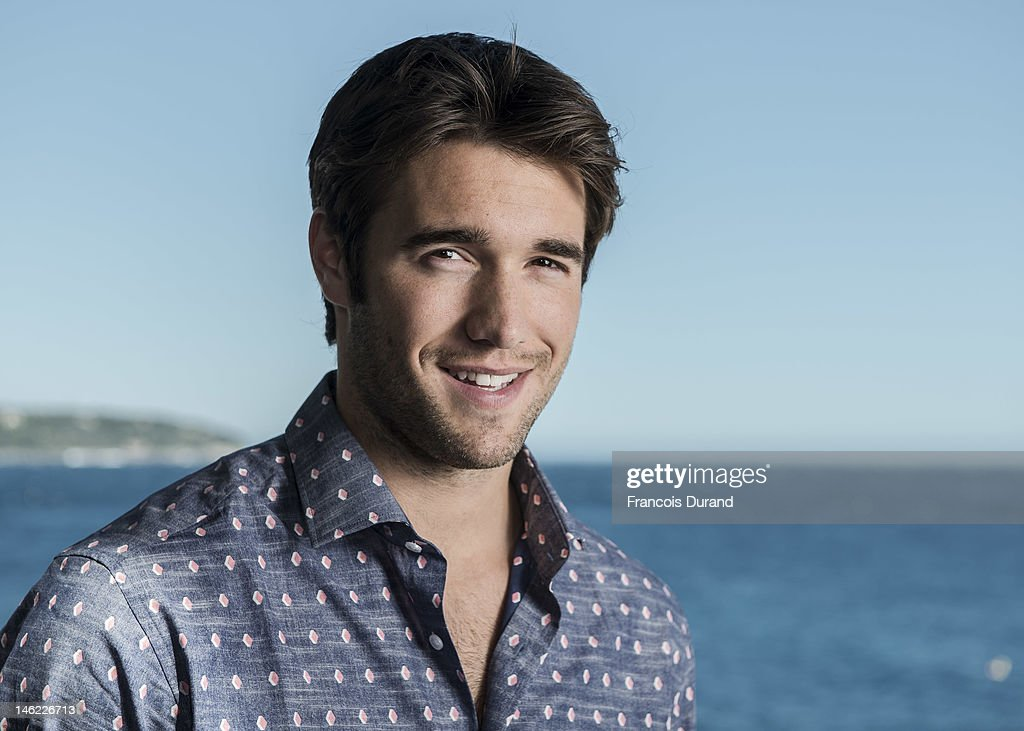 Joshua Bowman poses for a portrait session during the 52nd Monte Carlo TV Festival on June 12, 2012 in Monaco, Monaco.