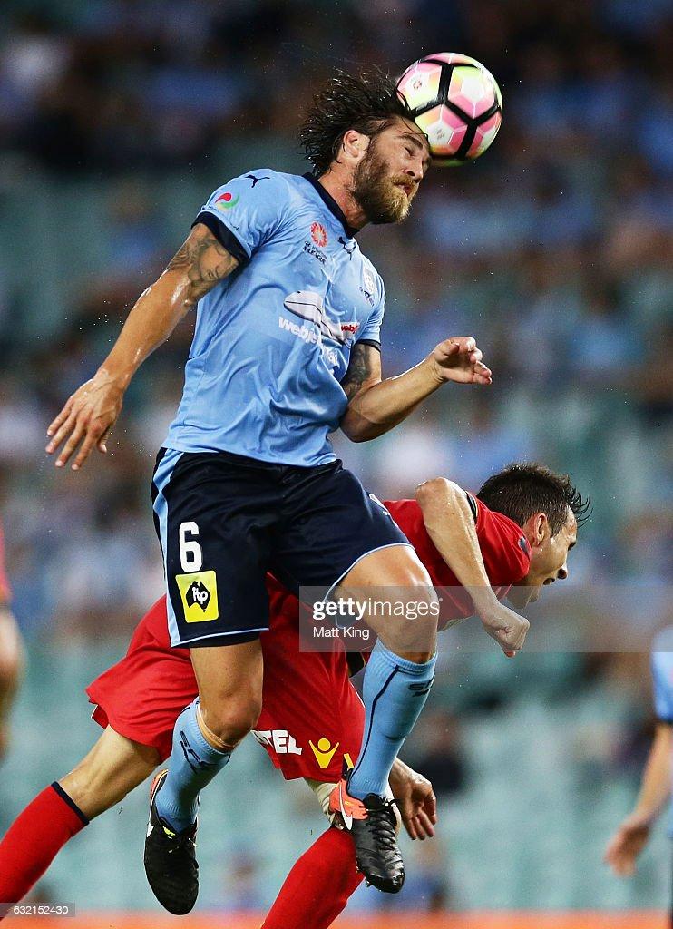 A-League Rd 16 - Sydney v Adelaide