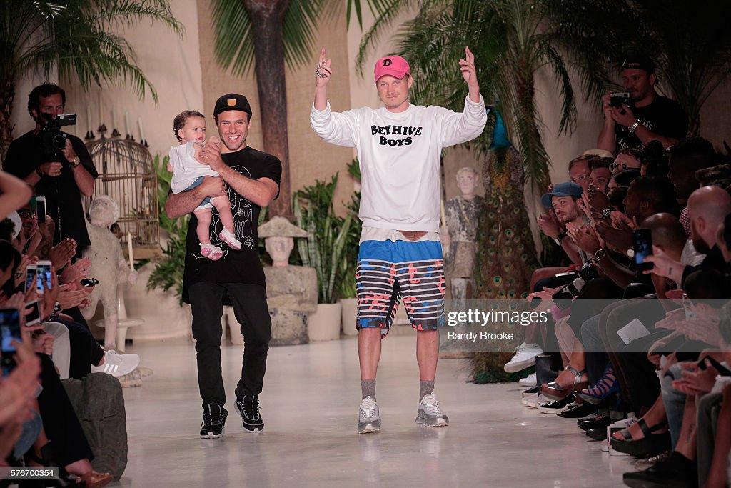 NY: Rochambeau - Runway - New York Fashion Week: Men's S/S 2017