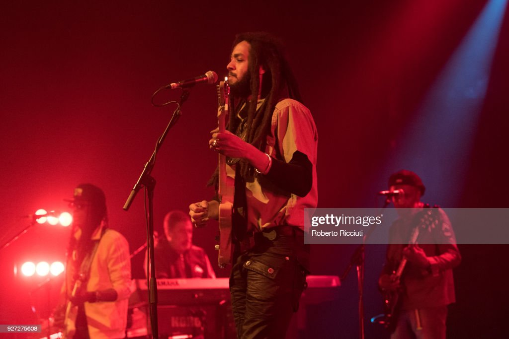 The Wailers Performs At O2 ABC, Glasgow : News Photo