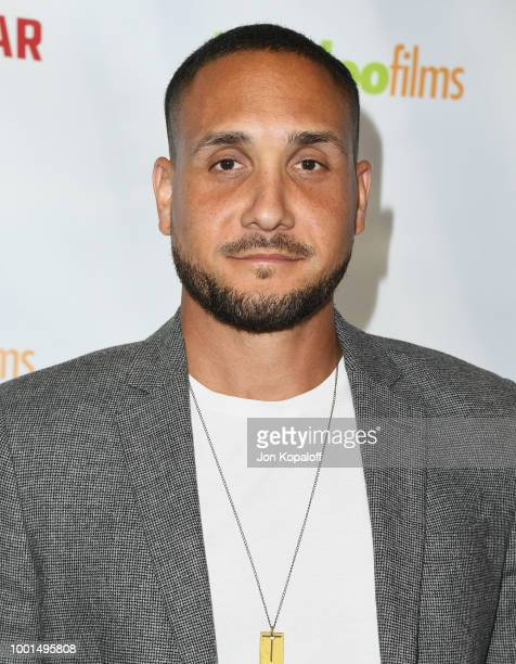 Joshua Davis attends premiere of Gravitas Ventures' 'Broken Star' at TCL Chinese 6 Theatres on July 18 2018 in Hollywood California