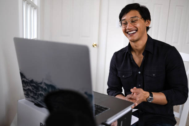 CA: Actor Joshua Dela Cruz Participates In A Live Stream Interview With ABC's Tampa Bay's Morning Blend