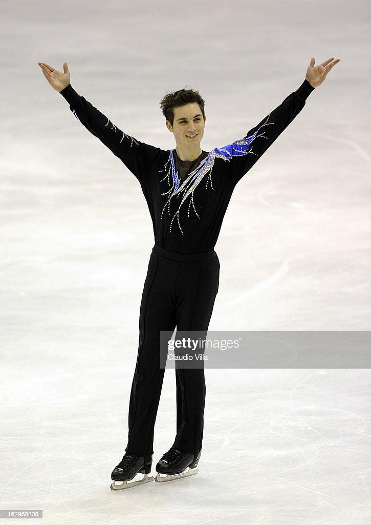 World Junior Figure Skating Championships 2013 - Day 6 : News Photo