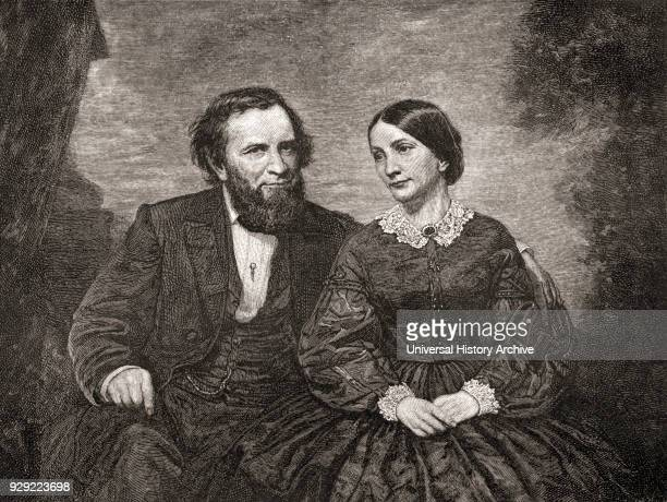 Joshua Fry Speed 1814 –1882 and his wife Lucy Gilmer Fry 1788 – 1874 Joshua Fry Speed general store coowner with his close friend Abraham Lincoln...
