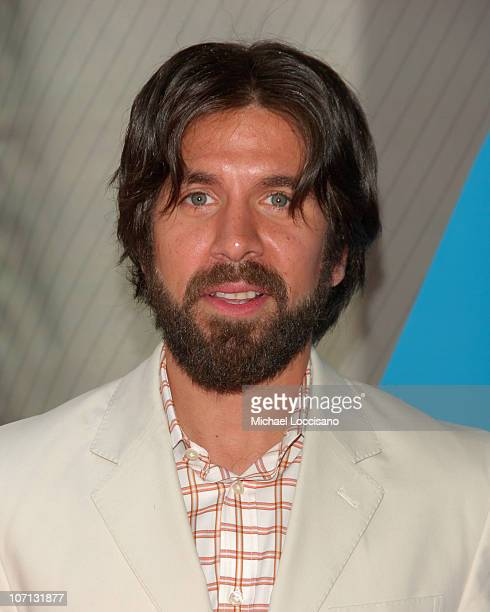 Joshua Gomez during NBC 20072008 Primetime Preview Red Carpeti Upfronts Arrivals at Radio City Music Hall in New York City New York United States