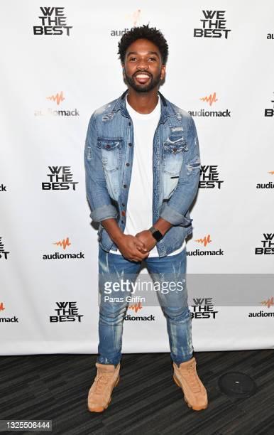 "Joshua ""J1"" Raiford, Pandora Music Director of Hip Hop, attends AudioMack Presents Beyond The Beat With DJ Khaled at The GRAMMY Museum on June 25,..."