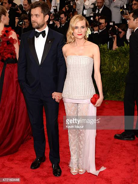 "Joshua Jackson and Diane Kruger attend the ""China: Through The Looking Glass"" Costume Institute Benefit Gala at Metropolitan Museum of Art on May 4,..."