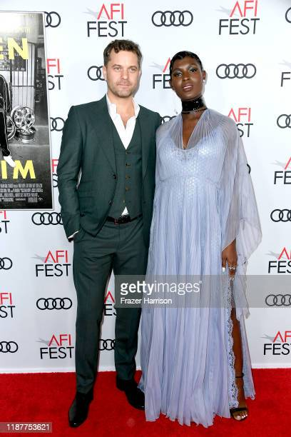 """Joshua Jackson and Jodie Turner-Smith attend the """"Queen & Slim"""" Premiere at AFI FEST 2019 presented by Audi at the TCL Chinese Theatre on November..."""