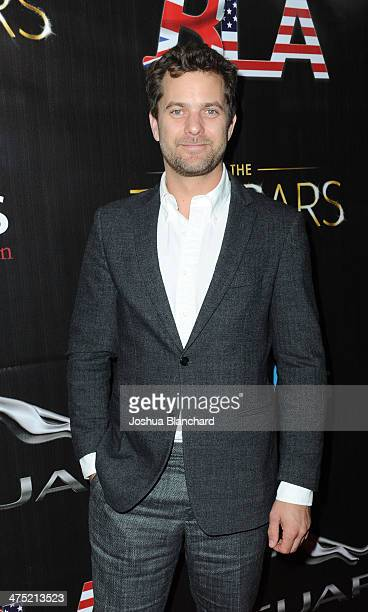 Joshua Jackson arrives at The 7th Annual TOSCARS Awards Show at the Egyptian Theatre on February 26 2014 in Hollywood California