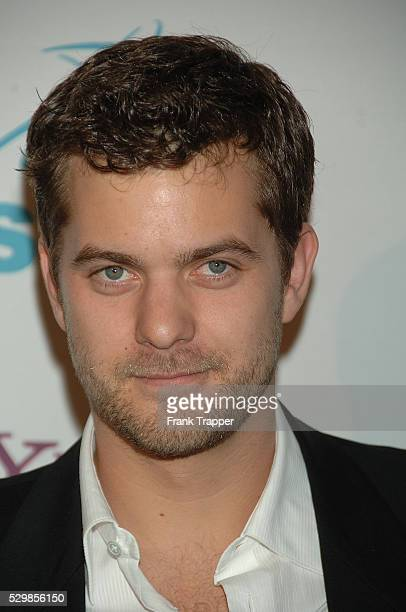 Joshua Jackson arrives at The Hollywood Film Festival 10th annual Hollywood Awards held at the Beverly Hilton Hotel