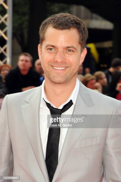 Joshua Jackson arrives at the National Movie Awards, at the Royal Festival Hall on May 26, 2010 in London, England.
