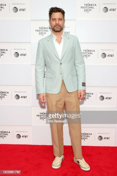 """Joshua Jackson attends 2021 Tribeca Festival Premiere of """"Dr. Death"""" at Pier 76 on June 14, 2021 in New York City."""