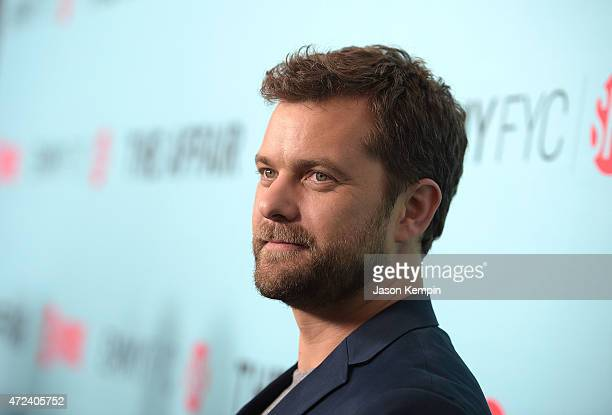Joshua Jackson attends a screening for Showtime's The Affair at the Samuel Goldwyn Theater on May 6 2015 in Beverly Hills California